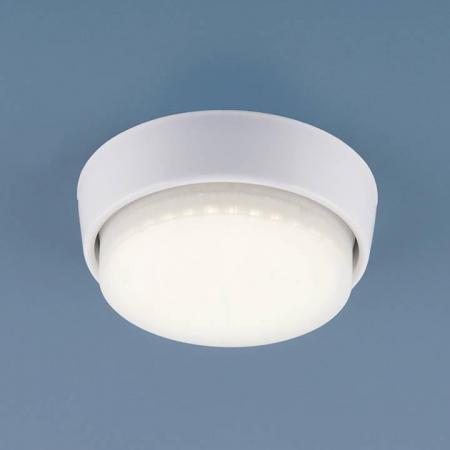 Накладной светильник Elektrostandard 1037 GX53 WH белый 4690389071539 накладной светильник elektrostandard 1070 gx53 wh белый 4690389087530