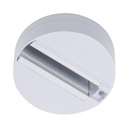 Шинопровод одноместный Arte Lamp A510133 шинопровод одноместный arte lamp a510133