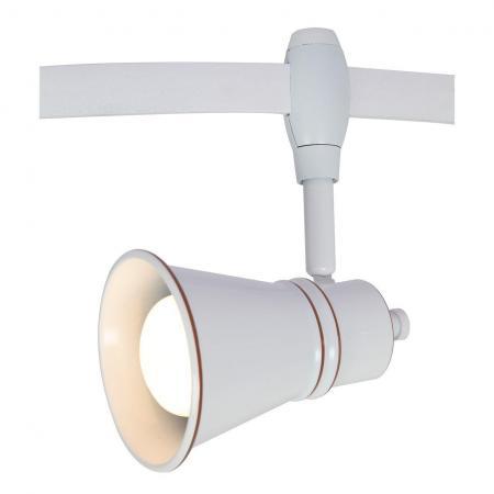 Трековый светильник Arte Lamp A3057PL-1WH arte lamp трековый светильник arte lamp a3057pl 1wh