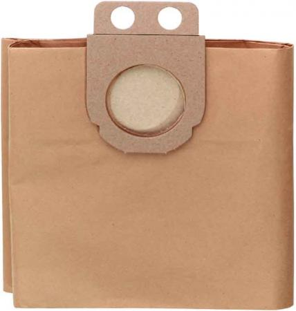 Мешки бумажные 50 л к ASR2050/SHR2050 (5 шт.) мешки для мусора лайма комплект 5 упаковок по 30 шт 150 мешков 30 л черные в рулоне 30 шт пнд 8 мкм 50х60 см ±5