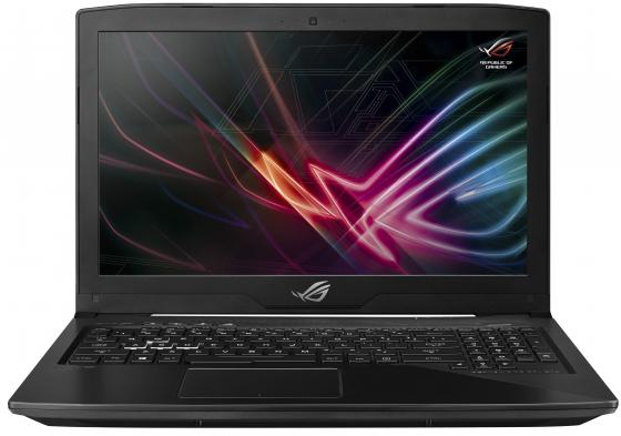 Ноутбук ASUS ROG GL503GE-EN065T 15.6 1920x1080 Intel Core i7-8750H 1 Tb 8 Gb 16Gb Bluetooth 5.0 nVidia GeForce GTX 1050Ti 4096 Мб черный Windows 10 Home 90NR0082-M00860 ноутбук asus rog g752vs core i7 7820hk 2 9ghz 64gb 2tb ssd2x256gb nv gtx1070 w10 home 90nb0d71 m07090