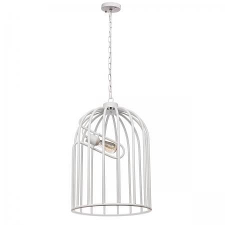 Подвесной светильник Loft IT Cage Loft1892A everflower creative loft industrial wind wall light retro restaurant kitchen bedroomiron cage lamp e27 b 002