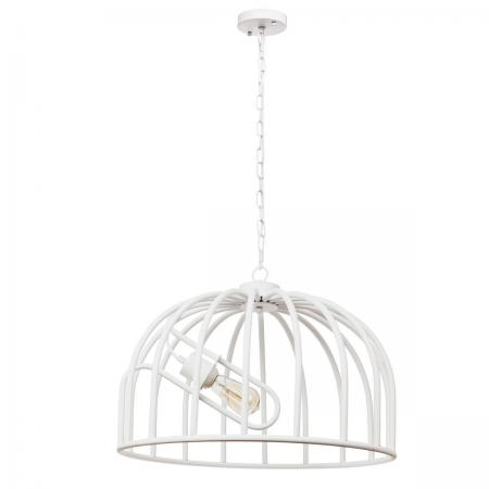 Подвесной светильник Loft IT Cage Loft1892B everflower creative loft industrial wind wall light retro restaurant kitchen bedroomiron cage lamp e27 b 002