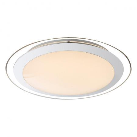 Потолочный светодиодный светильник с пультом ДУ Globo Nikole 48365 потолочный светодиодный светильник с пультом ду globo wave 67822 45f