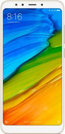 Смартфон Xiaomi Redmi 5 золотистый 5.7 32 Гб LTE Wi-Fi GPS 3G (Redmi5GL32GB) смартфон xiaomi redmi note 4 черный 5 5 64 гб lte wi fi gps 3g redminote4bl64gb