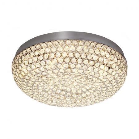 Потолочный светодиодный светильник Silver Light Status 841.42.7 потолочный светодиодный светильник silver light status 841 36 7