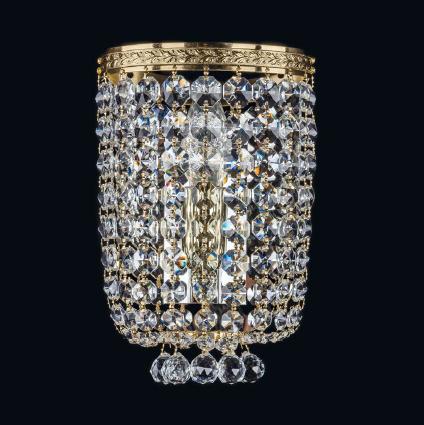 Фото - Бра Bohemia Ivele 1928/1S/G bohemia ivele crystal 1928 1s g