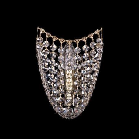 Бра Bohemia Ivele 7708/1S/G bohemia ivele crystal бра bohemia ivele crystal 7708 1s pa