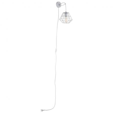 Бра TK Lighting 2281 Diamond teak house стол консольный litchi