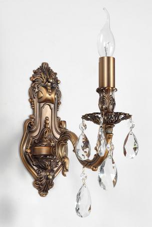 Бра Lucia Tucci Firenze W141.1 Antique бра lucia tucci firenze w1781 2 antique gold