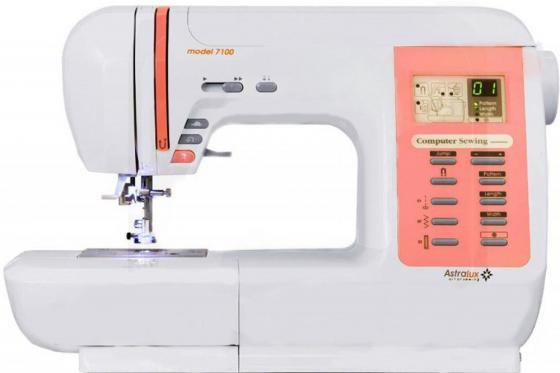 Швейная машина Astralux 7100 белый швейная машина astralux 9910