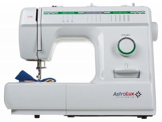 Швейная машина Astralux 155 белый швейная машина astralux 156