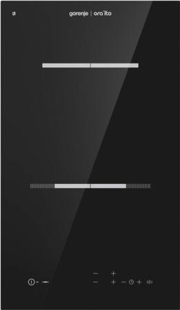 Варочная панель электрическая Gorenje ECT322ORAB черный варочная панель электрическая smeg se364td черный