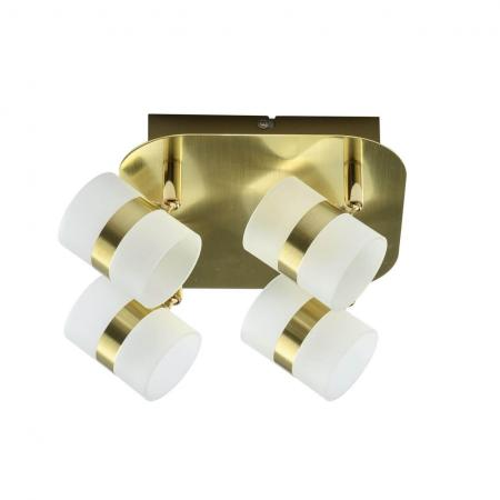 Светодиодный спот De Markt Этингер 1 704010704 светодиодный спот de markt этингер 4 704024703