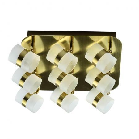 Светодиодный спот De Markt Этингер 1 704010909 светодиодный спот de markt этингер 4 704024703