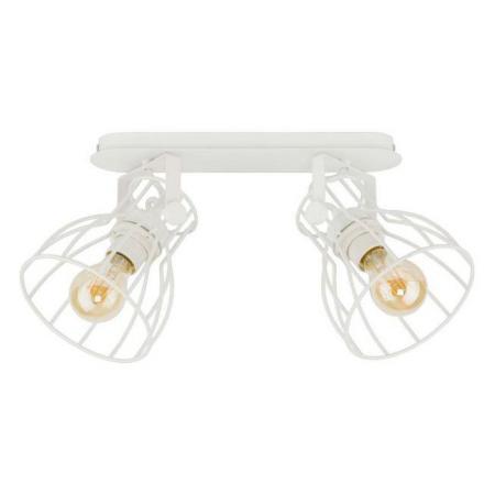 Спот TK Lighting 2117 Alano White потолочный светильник tk lighting 2118 alano white