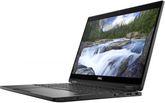 Ноутбук DELL Latitude 7390 13.3 1920x1080 Intel Core i7-8650U 512 Gb 16Gb 4G LTE Intel UHD Graphics 620 черный Windows 10 Professional 7390-1672
