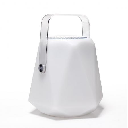 Настольная лампа с пультом ДУ Favourite Speaker 2126-1T new safurance 200w 12v loud speaker car horn siren warning alarm stainless steel home security safety