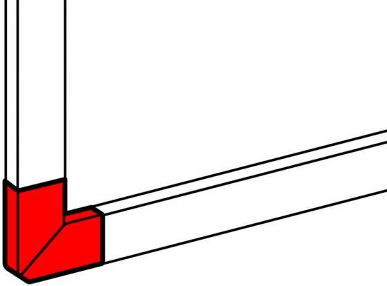 Угол Legrand плоский 40х12.5,16,20мм (30283) legrand 61765