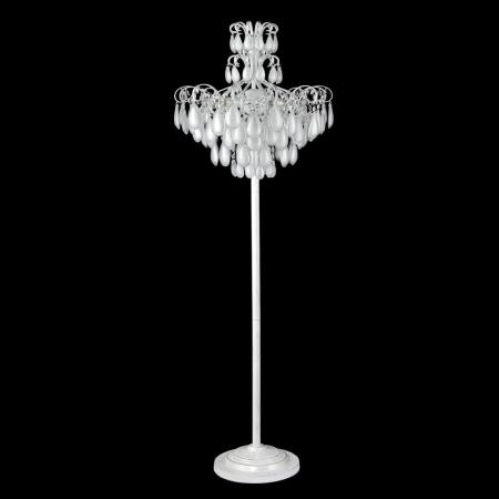 Торшер Crystal Lux Sevilia PT4 Silver цена