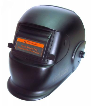Маска сварочная AURORA BLACK GLASS с подним. светофильтром маска сварщика aurora black glass с поднимающимся светофильтром