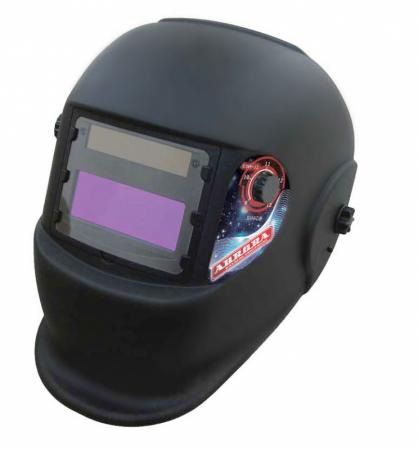 Маска сварочная Хамелеон AURORA A998F(9-13DIN) BLACK COSMO маска сварочная хамелеон aurora sun7 черно красная