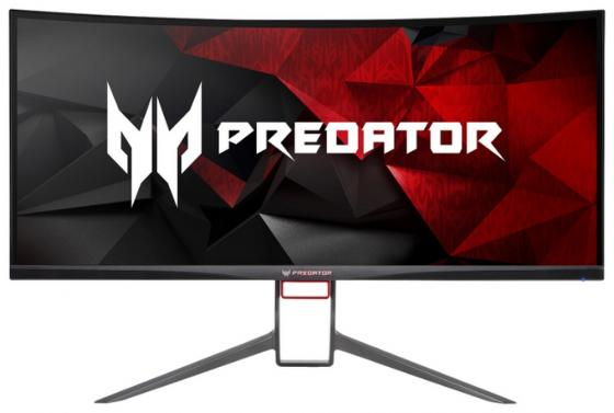 Монитор 34 Acer Predator X34 Pbmiphzx черный IPS 3440x1440 300 cd/m^2 4 ms (G-t-G) HDMI DisplayPort Аудио USB UM.CX0EE.P01 клавиатура для ноутбука for acer acer aspire 5349 5250 5251 5252 5253 5336 5410 5410t 5536 5536 g 5538 5538 g 5542 5542 g 5551 5551 g aspire 5250 5251 5252 5253 5336 5349 5410 5410t 5536 5538 5542 5551g