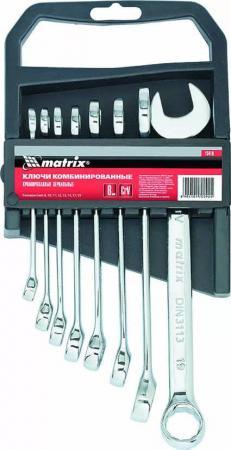 Набор комбинированных ключей MATRIX 15418 (8 - 19 мм) 8 шт. matrix 74496 page 8