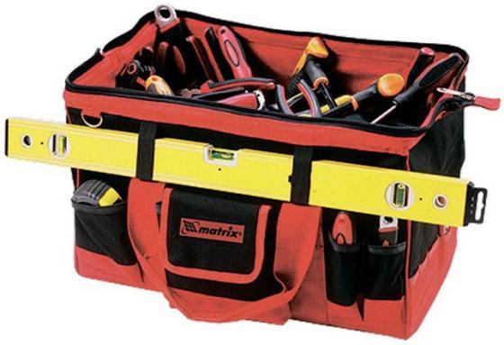 Сумка MATRIX 90256 для инструмента 32 кармана 460ммх280ммх305мм сумка для инструмента matrix 90256