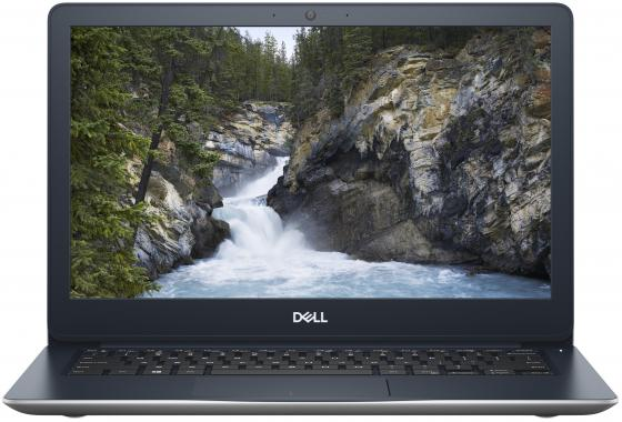 Ноутбук DELL Inspiron 5370 13.3 1920x1080 Intel Core i5-8250U 256 Gb 4Gb AMD Radeon 530 2048 Мб серебристый Linux 5370-7291 ноутбук dell vostro 5370 core i5 8250u 4gb 256gb ssd 13 3 fullhd linux grey