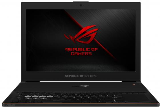 Ноутбук ASUS GX501GI-EI036T 15.6 1920x1080 Intel Core i7-8750H 1024 Gb 8Gb nVidia GeForce GTX 1080 8192 Мб черный Windows 10 Home 90NR00A1-M01140 ноутбук msi gs73 8rf 028ru stealth 17 3 3840x2160 intel core i7 8750h 1 tb 512 gb 32gb nvidia geforce gtx 1070 8192 мб черный windows 10 home 9s7 17b712 028