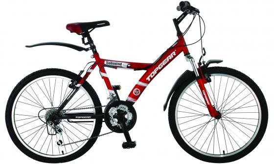 """где купить Велосипед двухколёсный Top Gear ВН24027Н 16,5"""" красно-черный ВН24027Н дешево"""