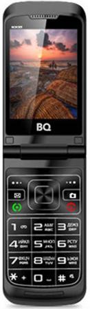 BQ 2807 Wonder Black Мобильный телефон мобильный телефон bq mobile bq 2427 boom l black