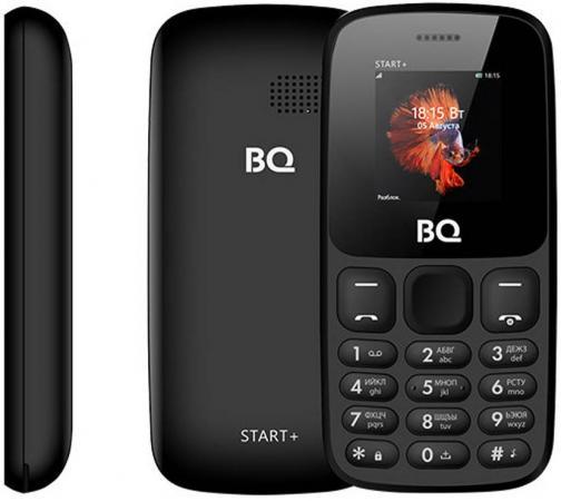 BQ 1414 Start+ Black Мобильный телефон мобильный телефон alcatel onetouch 2008g black white