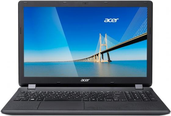 Ноутбук Acer Extensa EX2519-P56L 15.6 1366x768 Intel Pentium-N3710 128 Gb 4Gb Intel HD Graphics 405 черный Linux NX.EFAER.091 ноутбук acer extensa ex2519 p47w pentium n3710 4gb 500gb intel hd graphics 405 15 6 hd 1366x768 windows 10 home 64 black wifi bt cam 3500mah