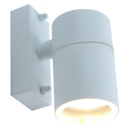 Уличный настенный светильник Arte Lamp Sonaglio A3302AL-1WH уличный настенный светильник artelamp a3302al 1wh