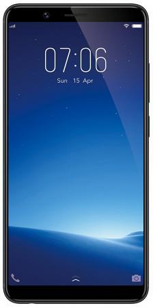 Смартфон Vivo Y71 черный 6 16 Гб Wi-Fi GPS 3G LTE смартфон prestigio muze b7 черный 5 16 гб wi fi gps 3g psp7511duoblack