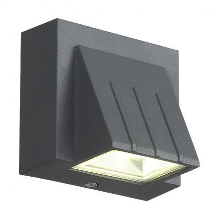 Купить Уличный настенный светодиодный светильник ST Luce Smuso SL092.701.01