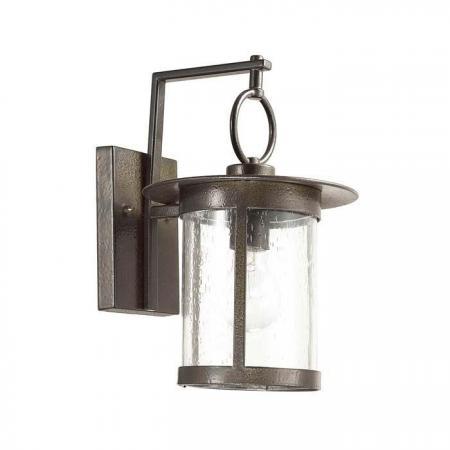 Уличный настенный светильник Odeon Light House 4039/1W турник house fit настенный с кольцами 1212 52
