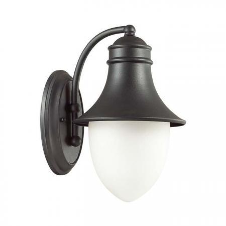 Уличный настенный светильник Odeon Light House 4041/1W турник house fit настенный с кольцами 1212 52