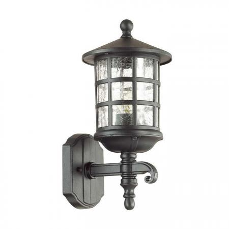 Уличный настенный светильник Odeon Light House 4043/1W турник house fit настенный с кольцами 1212 52