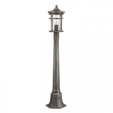 Уличный светильник Odeon Light Virta 4044/1F торшер odeon light glen 2266 1f