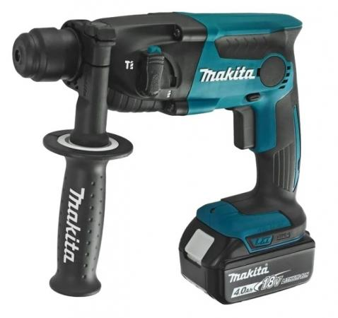Перфоратор Makita DHR165RME перфоратор makita hr2811ft