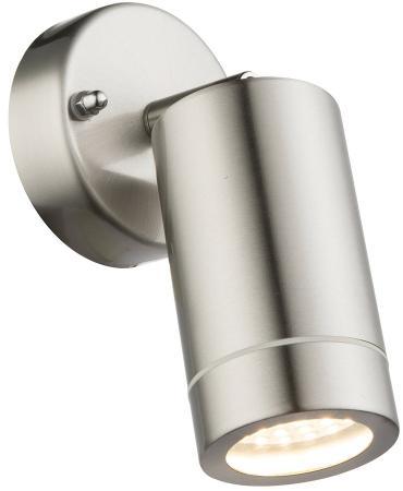 Уличный настенный светодиодный светильник Globo Perry 32068 globo уличный настенный светодиодный светильник globo perry 32068 2