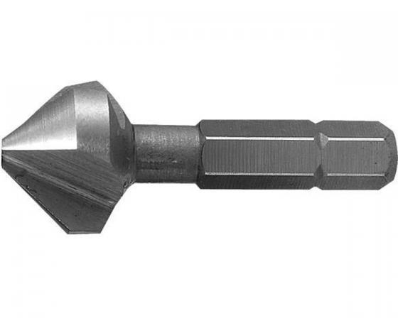 Зенкер MAKITA D-37328 8,3х31мм, M4, хв.1/4, 3 кромки, глубокое погружение makita d 25133 сверло д стекла кафеля 5х65мм хв цилиндр острие конус шт