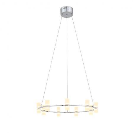 Подвесная светодиодная люстра ST Luce Cilindro SL799.103.09 st luce подвесная светодиодная люстра st luce sl930 113 05
