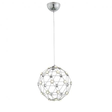 Подвесной светодиодный светильник ST Luce Ufo SL796.103.48 подвесной светодиодный светильник st luce sl957 102 06