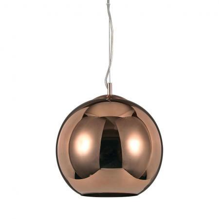 Подвесной светильник Ideal Lux Nemo SP1 D30 Rame подвесной светильник ideal lux nemo sp1 d40 rame