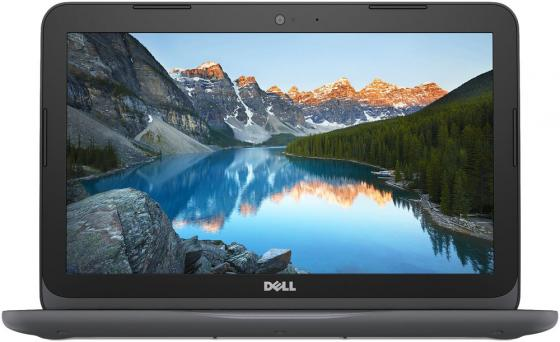 Ноутбук DELL Inspiron 3180 11.6 1366x768 AMD A9-9420e 128 Gb 4Gb Radeon R5 серый Linux 3180-2099 dell inspiron 5379 2136 серый