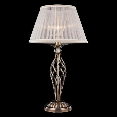 Настольная лампа Eurosvet 01002/1 античная бронза eurosvet настольная лампа eurosvet 01002 1 белый с золотом
